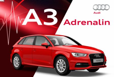 Nieuwe Audi A3 Adrenalin 2016 kopen