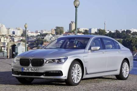 Nieuwe BMW 7 2016 kopen
