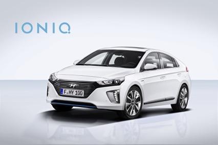 Nieuwe Hyundai Ioniq kopen 2016