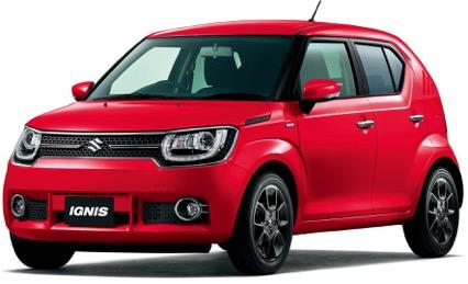 Nieuwe Suzuki Ignis 2016 kopen