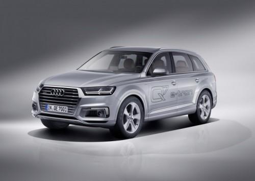 Nieuwe Audi Q7 e-tron 2016 kopen