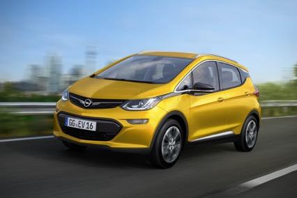 Nieuwe Opel Ampera 2016 kopen