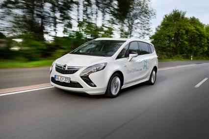 Nieuwe Opel Zafira 2016 kopen