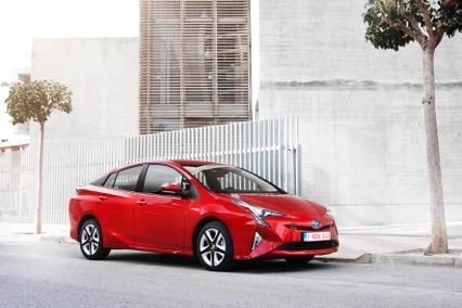 Nieuwe Toyota Prius 2016 kopen