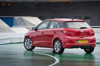 Niuewe Hyundai i20 2016 kopen