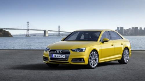 Nieuwe Audi A4 Spring 2016 kopen