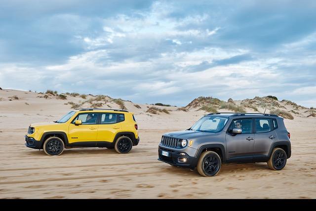 Nieuwe Jeep Renegade 2016 kopen korting