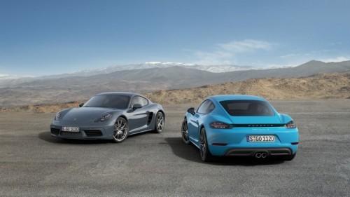 Nieuwe Porsche Cayman 2016 kopen
