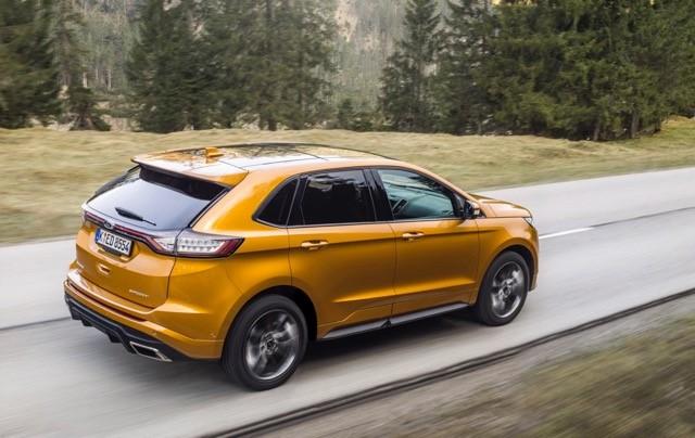 Nieuwe Ford Edge 2016 kopen