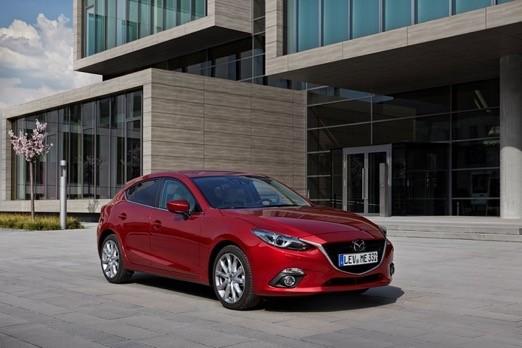 Nieuwe Mazda 3 2016 kopen