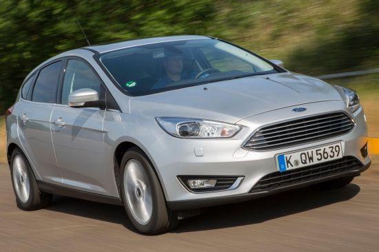Ford Focus Rijtest 2016