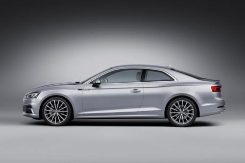 Nieuwe Audi A5 Coupe 2016 kopen