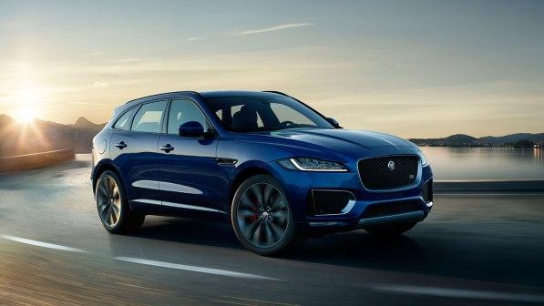 Nieuwe Jaguar F-Pace 2016 kopen