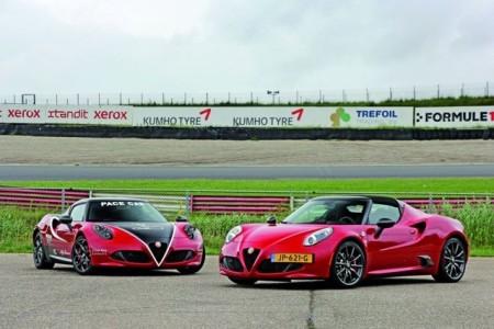 Nieuwe Alfa Romeo 4C 2016 kopen