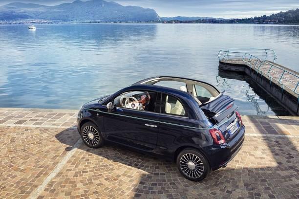 Nieuwe Fiat 500 Riva 2016 kopen