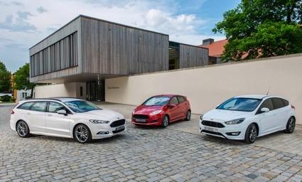 Nieuwe Ford modellen 2016 kopen