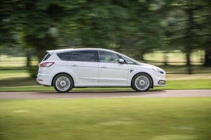 Nieuwe Ford S-Max Vignale 2016 kopen