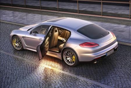 Nieuwe Porsche Panamera 2016 model