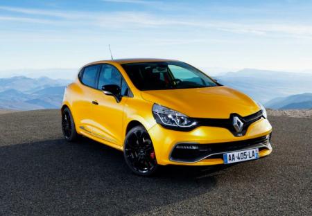Nieuwe Renault Clio R.S. 2016 kopen