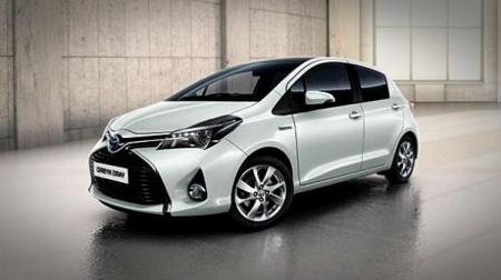 Nieuwe Toyota Yaris 2016 kopen