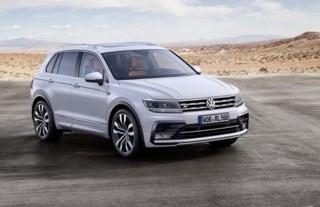 Nieuwe Volkswagen Tiguan 2016 kopen 2