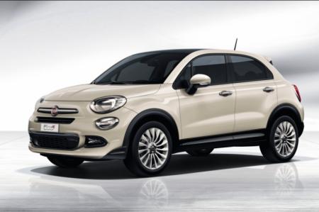 Fiat 500 X rijtest voor