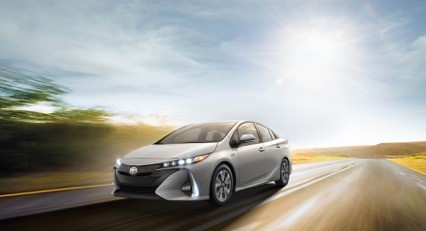 Nieuwe Toyota Prius Hybride kopen 2016