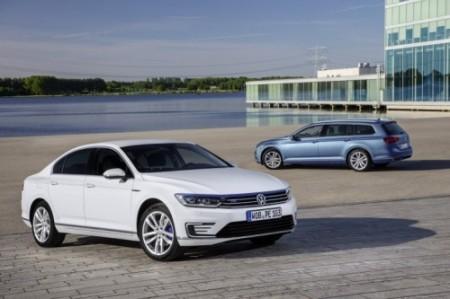 Nieuwe Volkswagen Passat GTE 2016 modellen