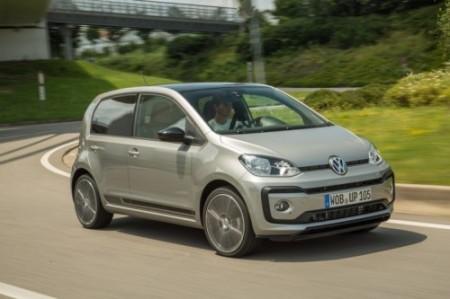 Nieuwe Volkswagen UP 2016 modellen
