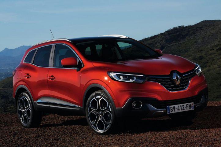 Renault Kadjar vakantie gezin