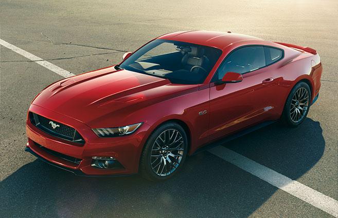 Roadtrip Amerika Ford Mustang