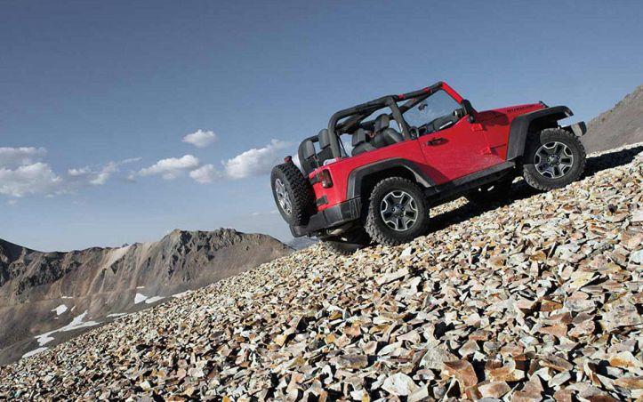 Roadtrip Amerika Jeep Wrangler