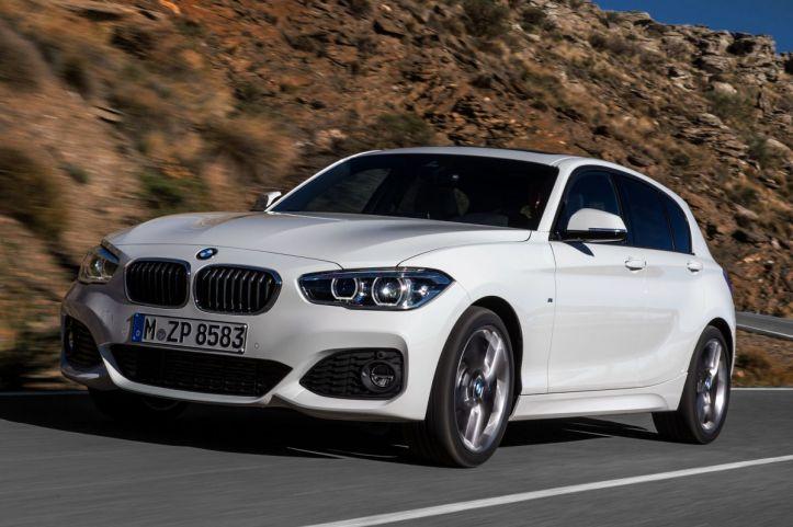 Roadtrip BMW 1 serie