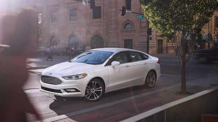 Roadtrip Amerika Ford Fusion