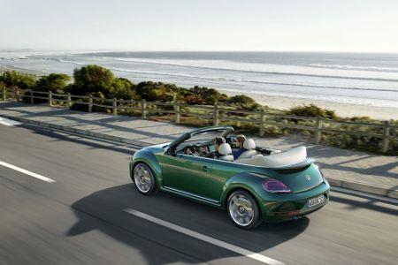 Roadtrip Volkswagen Beetle Cabrio